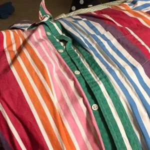 Ralph Lauren Polo Multicolored tailored shirt